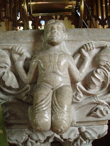 Romanesque Sculpture, Crowle