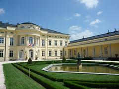 Krolyi Mansion (elinor04 thanks for 24,000,000+ views!) Tags: building architecture hungary style architect mansion neoclassical koch 1844 ybl krolyi yblmikls fehrvrcsurg krolyikastly heinrichkoch