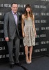 Bryan Cranston, Jessica Biel Los Angeles photocall for 'Total Recall', held at The Four Seasons Hotel in Beverly Hills Los Angeles, California