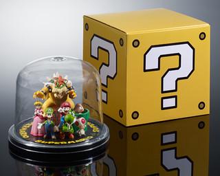 任天堂俱樂部 - 超級瑪利兄弟角色收藏模型