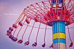 Summer Time (artuza) Tags: circles fair ferias carowinds circulos