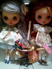 Amelia and Venya