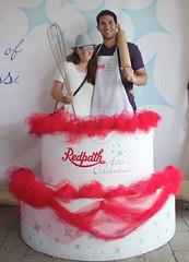 IMG_0365 (Redpath Sugar) Tags: cake dressup sugar harbourfront bakers redpath redpathsugar hotandspicy harbourfrontfestival hotandspicyfestival actsofsweetness actsofcelebration