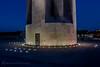 Holding up the tower ~ Explore (d_russell) Tags: libertymemorial kansascity night nightshot digitaldimensionsandbeyond canon5dmarkiii ef24105mmf4