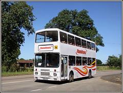 F603 GVO, Watford Village (Jason 87030) Tags: watfordvillage northants school volvo citybus b10m july 2016 doubledecker f603gvo northamptonshire