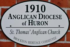 St. Thomas' Anglican Church (Will S.) Tags: mypics walkerton ontario canada church churches christian christianity protestant protestantism stthomasanglicanchurch anglican anglicanism