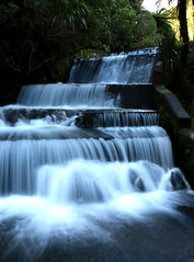 Stepped Falls (anakiwa_forever) Tags: korokorodam lowerhutt wellington daywalk belmontregionalpark waterfall 522016 522016week33