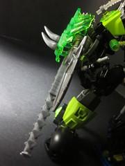 Rodak_9 (Flame Kai'zer) Tags: rodak bionicle lego moc flame kaizer flamekaizer hadix unbound engineer