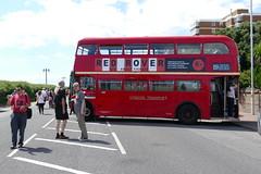 Nige and Chris at Worthing Bus rally (Elsie esq.) Tags: bus nigel old psv publicservicevehicle veteran worthing