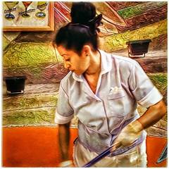 Cuba-the maid (plismo) Tags: guardalavaca holguin cuba