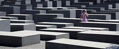 Child in Berlin (RJAB2012) Tags: holocaustmemorial child berlin 100v10f