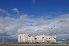 Administrative building near Khorgos (20160401_141326 1PS)