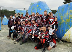 Uhlen-Snipers Paintball Team