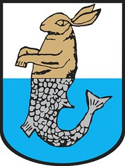 Official Sea Rabbit. Coat of Arms. Prochowice, Poland (searabbits23) Tags: searabbit seara takeshiyamada  taxidermy roguetaxidermy mart strange cryptozoology uma ufo esp curiosities oddities globalwarming climategate dragon mermaid unicorn art artist alchemy entertainer performer famous sexy playboy bikini fashion vogue goth gothic vampire steampunk barrackobama billclinton billgates sideshow freakshow star king pop god angel celebrity genius amc immortalized tv immortalizer japanese asian mardigras tophat google yahoo bing aol cnn coneyisland brooklyn newyork leonardodavinci damienhirst jeffkoons takashimurakami vangogh pablopicasso salvadordali waltdisney donaldtrump hillaryclinton endangeredspecies save
