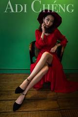 Adi_009 (Adi Chng) Tags: adichng girl      redgreen