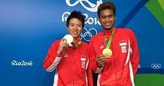 Indonesia bangga, terimakasih Tontowi Ahmad dan Liliyana Natsir. Kado luar biasa untuk negeri yang sedang memperingati hari kemerdekaan yang ke 71. #Indonesia #RI71 #HUTRI71 #goldmedal #bulutangkis #olimpiaderio2016 #tontowiahmad #lilyananatsir #indonesia (kotaserang) Tags: ifttt instagram indonesia bangga terimakasih tontowi ahmad dan liliyana natsir kado luar biasa untuk negeri yang sedang memperingati hari kemerdekaan ke 71 ri71 hutri71 goldmedal bulutangkis olimpiaderio2016 tontowiahmad lilyananatsir indonesiabangga medaliemas httpkotaserangcoms
