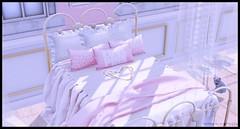 Bedroom fit for a Princess (delisadventures) Tags: furniture bed bedroom pink decor decorations