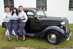 The Belladonna Brigade at Hooton Park (2) (masimage) Tags: hootonpark hooton park 1940s weekend 2016 wartime ww2 wwii soldier army navy raf usarmy jive dance thevictorygirls victorygirls victory girls belladonnabrigade belldonna brigade singers ensa vintage britain 40s reenactment reenactor