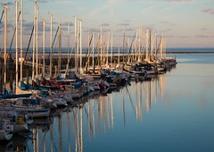 boats & reflections (-j0n4s-) Tags: flickr art nature color boat boats harbor harbour port sunset reflections reflcetion northsea sea seaside beach water waves germany 2016 j0n4s canon 1855mm