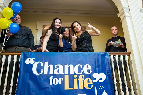 Chance For Life 2014