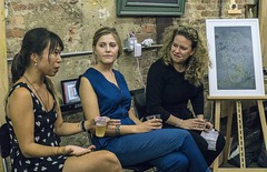 The Con Artist Collective Meural Artist Panel Discussion September 21, 2016 (nrhodesphotos(the_eye_of_the_moment)) Tags: dsc07942300 theeyeofthemoment21gmailcom wwwflickrcomphotostheeyeofthemoment meural theconartistcollective les ludlowst symposium artists panel discussion show arttech candid portrait indoors event