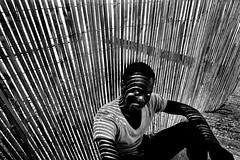 Calais Jungle, France (Alan Schaller) Tags: leica m mm typ 246 24mm elmarit asph black white photojournalism street portrait photography calais france alan schaller monochrom