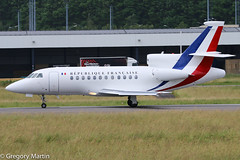 Republique Francaise F-RAFQ 27765770896 (Gregory Martin Photography) Tags: ellx falcon50 rpubliquefranaise