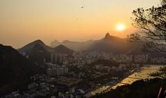 RIO DE JANEIRO (crismdl) Tags: brasil brazil bresil brsil cidademaravilhosa cristoredentor errejota pordosol podeaucar prdosol riodejaneiro rj sunset urca corcovado rio2016 olimpadas paralimpiadas