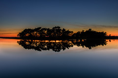 New Forest Reflections (Explore 11-9-2016) (Sunset Snapper) Tags: newforestreflections sunset hatchetpond beaulieu newforest hampshire uk still calm peaceful tranquil reflections trees filter lee nd grad nikon d810 2470mm mirrorfinish august 2016 sunsetsnapper