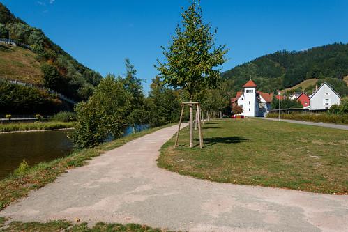 La Kinzig à Wolfach