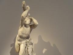 New York '16 (faun070) Tags: newyork themet museum antiques sculpture christopheveyrier marble marsyas faun satyr