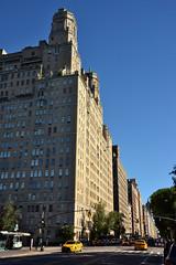 Upper West Side (LG_92) Tags: newyork bigapple manhattan usa 2016 september nikon dslr d3100 morning westside highrise cab blue outdoor