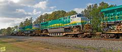 GE Exports 2 (Steven.g) Tags: railroad brazil ns trains vale locomotive ge railfan es58aci