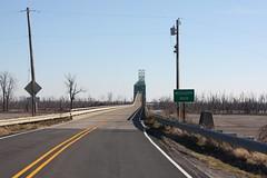 Cairo Mississippi River Bridge (cmh2315fl) Tags: illinois cairo missouri mississippiriver us60 americanbridgecompany hwy62 historicbridge hwy60 trussbridge mississippicounty alexandercounty us62 throughtruss thrutruss warrentruss ushwy60 warrenthroughtruss ushwy62 missourivalleybridgeandironcompany missourivalleybridgeironcompany