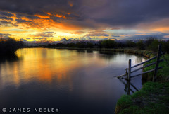 Morning Renewal (James Neeley) Tags: sunrise landscape idaho grandtetons tetons hdr driggs tetonriver tetonvalley 5xp jamesneeley flickr25