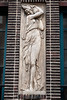 sculptured panel, east wall nymph #3, 3 Arts Club (1914), 1300 N Dearborn Pkwy, Gold Coast, Chicago, IL, USA (lumierefl) Tags: usa house chicago building architecture illinois midwest unitedstates il northamerica 20thcentury residential cookcounty basrelief goldcoast 1890s sculpturalrelief lumierefl sminor sculpturedpanel