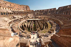 The Colosseum (ZawWai09) Tags: old travel italy panorama holiday pope architecture ancient europe roman forum colosseum coliseo empire coliseum amphitheater colloseum colosseo goodfriday collosseum coloseum elliptical vespasian wayofthecross titlis flavian romeroma anfiteatroflavio amphitheatricflavium