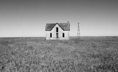 Florence, Kansas (Kenzie Alizabeth Photography) Tags: urban white black abandoned florence kansas exploration