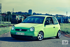 "Maxa's Green VW Lupo • <a style=""font-size:0.8em;"" href=""http://www.flickr.com/photos/54523206@N03/7166516632/"" target=""_blank"">View on Flickr</a>"