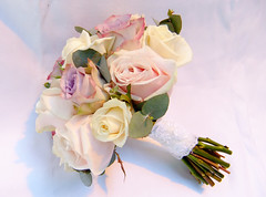 Vintage Bridal Bouquet (Vicky Spence) Tags:
