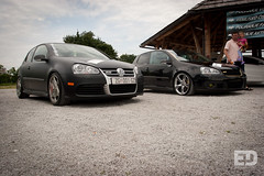 "VW Golf Mk5's • <a style=""font-size:0.8em;"" href=""http://www.flickr.com/photos/54523206@N03/7180910569/"" target=""_blank"">View on Flickr</a>"