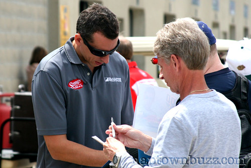 """Indy 500 Opening Day: Justin Wilson • <a style=""""font-size:0.8em;"""" href=""""http://www.flickr.com/photos/78612590@N05/7212941722/""""  on Flickr</a>"""