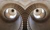 Watching stairs (dmelchordiaz) Tags: london look stairs paul eyes cathedral watching catedral symmetry ojos londres mirar escaleras simetría observar flickrduel dmelchordiaz