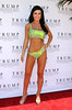 Sheena Monnin Miss Pennsylvania USA Kooey Swimwear Fashion Show Featuring 2012 Miss USA Contestants at Trump International Hotel Las Vegas, Nevada