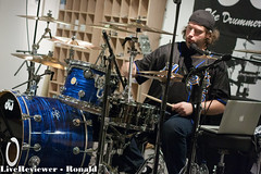 """Drum clinic Dennis Leeflang 2012-10 • <a style=""""font-size:0.8em;"""" href=""""http://www.flickr.com/photos/62101939@N08/7263570412/"""" target=""""_blank"""">View on Flickr</a>"""