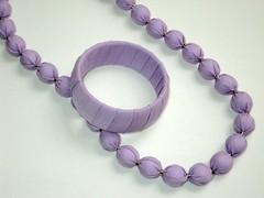 Conjunto colar e pulseira (Da Bia) Tags: colar cordo dabia colaremtecido