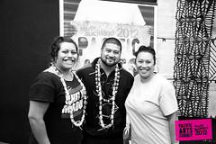 Ema Tavola, John Tui + Leilani Kake (Colour Me Fiji) Tags: otara manukauinstituteoftechnology southauckland freshgalleryotara pacificarts 2012southaucklandpacificartssummit