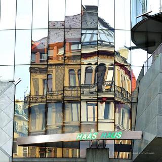 Haas Haus, Vienna