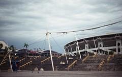 gloomy & sorrow~ (asuramaru™) Tags: street film 50mm minolta kodak 200 malaysia kualalumpur analogue 2012 x700 bukitjalil rokkor colorplus ƒ17