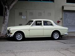IMG_1202 (rat_fink) Tags: sanfrancisco 120 sedan volvo amazon cream potrero 1968 122 blackplate b13 122s fourdoor